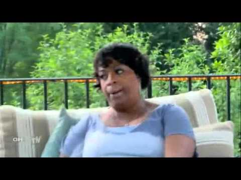 Bunny (Fantasia&#039;s aunt) from the premiere of VH1 &quot;Fantasia For Real&quot;.