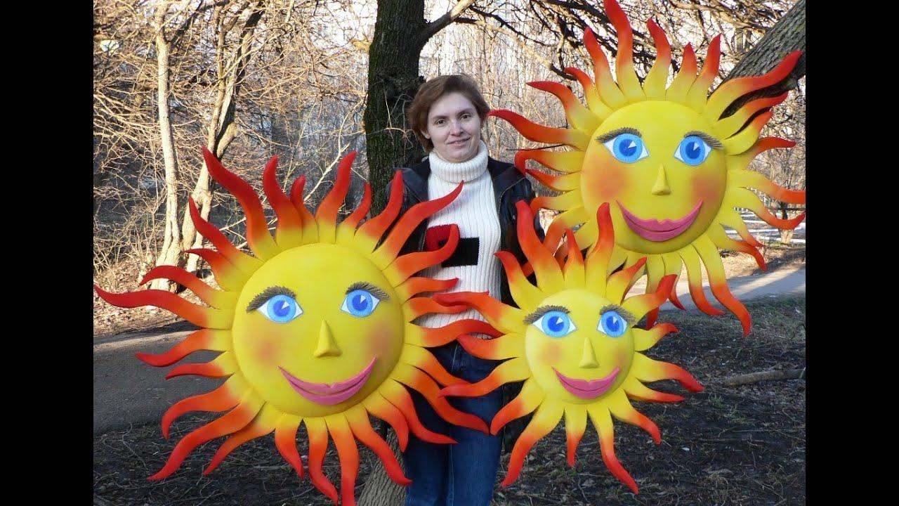 Солнце для масленицы своими руками 58