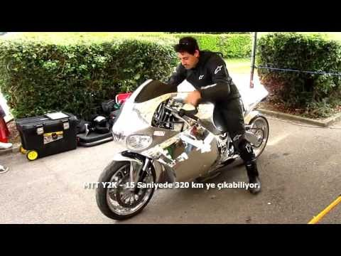 Dünyanın En Hızlı Motoru