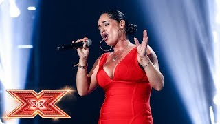Can Tracyleanne Jefford own Nicole's final seat? | Six Chair Challenge | The X Factor 2017
