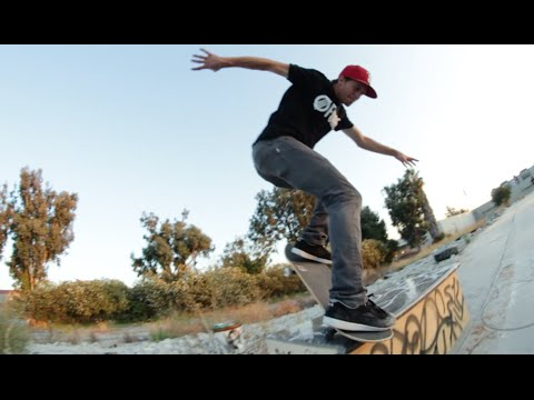 WTF!? One Footed Kickflip Back Tail Shuv It!?