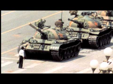 Tiananmen Square Massacre of 1989