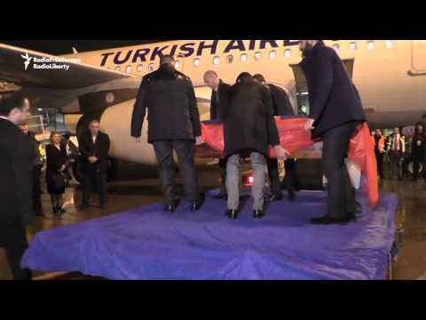 Bodies Of Serbs Killed In Libya Returned To Belgrade