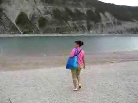 Озеро в Вердонском Каньоне