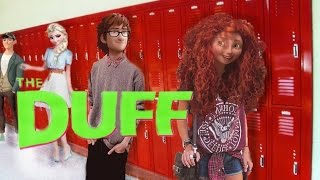 Non/Disney- The Duff Trailer