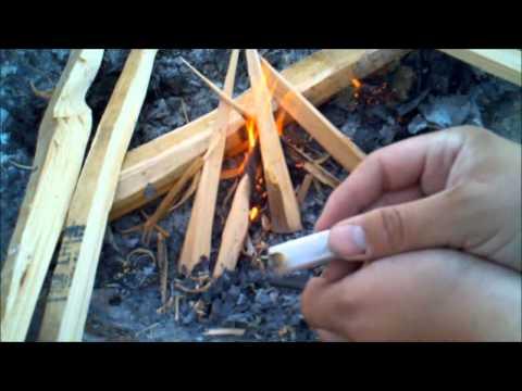 Aurora Fire Starter Demo by MUDD CREEK