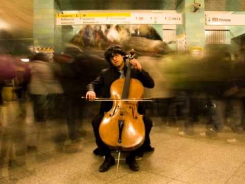 Alexandre Castro-Balbi and Thibaud Epp play Bach Sonata fur Viola da Gamba  2/3