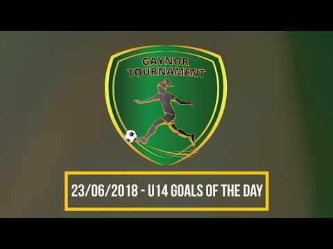2018 Gaynor Tournament U14 Goals - Day 3