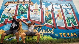 24 Hours in Austin, Texas! 🇺🇸 BEST THINGS TO DO HERE