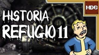 Historia Del Refugio 11 (Completa) Fallout