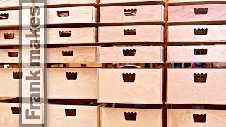 Garage Storage Drawers