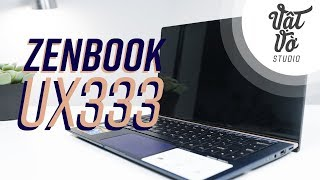 Đánh giá chi tiết Asus Zenbook UX333