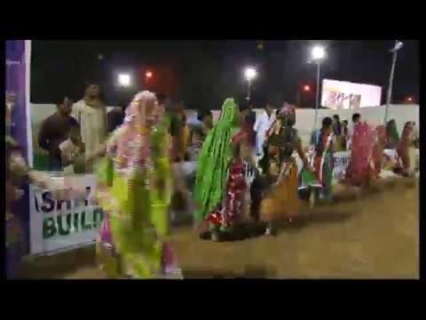 Live Garba 2014 - Lions Club Gandhinagar Non Stop Full Navratri...
