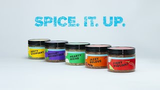 Introducing Tasty Spices • Tasty