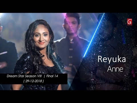 Dream Star Season VIII | Final 14  Reyuka Anne ( 29-12-2018 )