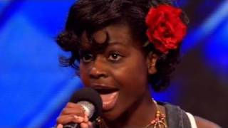 Gamu Nhengu's X Factor Audition (Full Version)