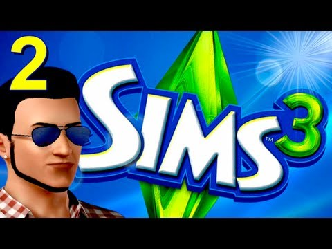 The Sims 3 w/ Chilled (Part 2: I wanna be a Spy!)
