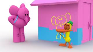 POCOYO in English NEW SEASON Full episodes POCOYO AND NINA 60 minutes!!!