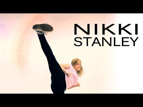 Nikki Stanley - Parkour femenino