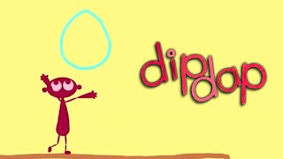 Animation for Kids | Dipdap - Compilation 1 | Funny Cartoons for Kids | Cartoon Movie | HD
