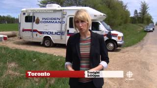 CBC News Toronto at 5: Wednesday May 8, 2013