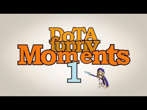 DotA Fun | Funny Moments volume 1