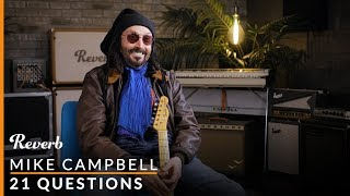 Mike Campbell Answers 21 Questions | Reverb Interview