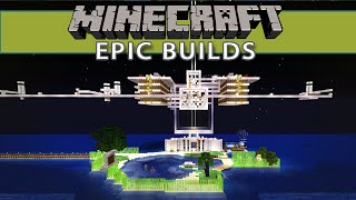 Minecraft Epic Builds - Iron Farm!