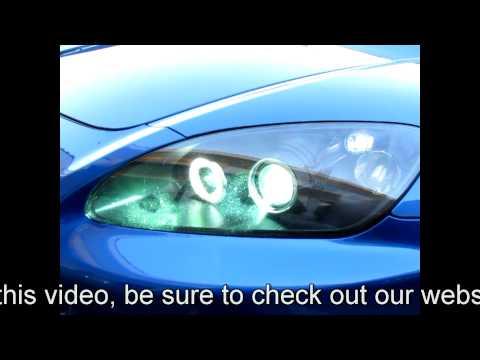 Honda S2000 AP1 & AP2 High Beam Projector Retrofit by JLC Lighting