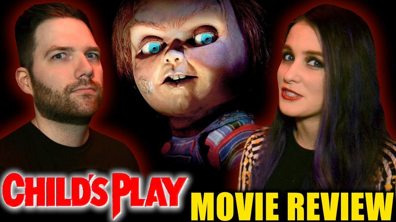 Child's play movie script