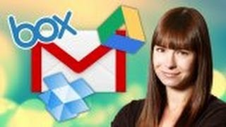 Seamlessly Integrate Gmail with Dropbox, Box and Google Drive - Tekzilla Daily Tip