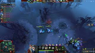 RANK 1 MEEPO WITH 20-7-10 KDA DOTA 2 7.22 GAMEPLAY