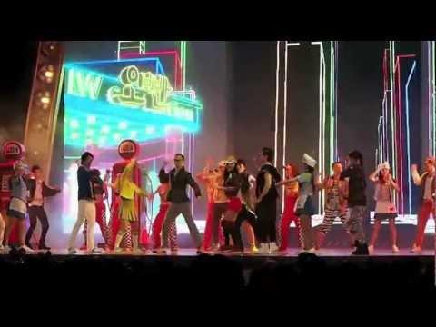 Lotte World Gangnam Style