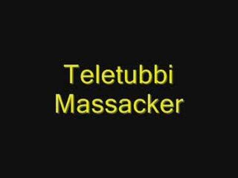 Jan Hegenberg - Teletubbie Massaker