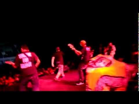 Last Threat - We Just... live @ Brotherhood For Unity #2 (Gor Ken Arok) 17-12-2011