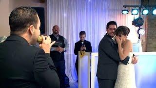 Backstreet Boy Howie Crashes Wedding (FULL)