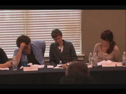Superbad sex scene table read