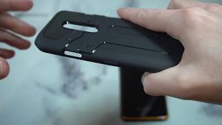 KAPAVER Slim Armor Case For OnePlus 6t Unboxing and Review