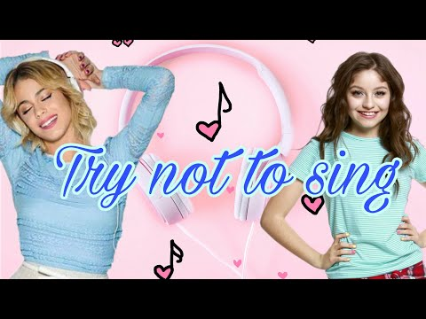 Trate de no acompaar || Попробуй не подпевать || Soy Luna • Violetta