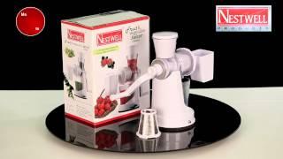 Nestwell Fruit & Veg Juicer Deluxe (Code N 71)