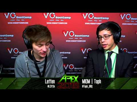Apex 2015 - Interview with Leffen