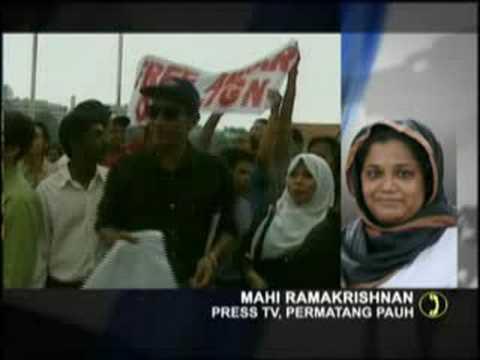 Press TV Interview on Anwar Ibrahim Permatang Pauh election