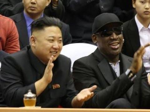 Vice CEO Shane Smith on North Korea and Dennis Rodman