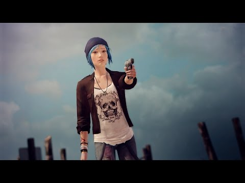 Life Is Strange Episode 4 Chloe Kills Frank and Pompidou