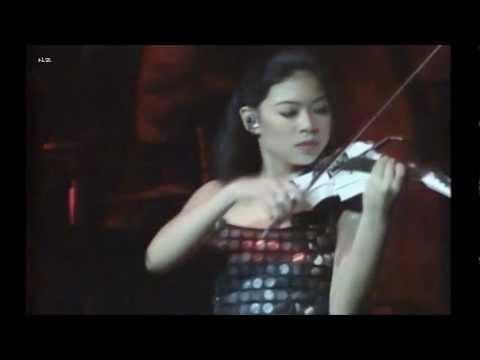 Vanessa Mae - Contradanza 1995 Live Video HQ