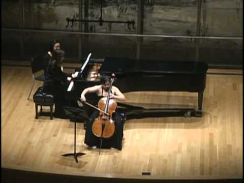 Rachmaninov: Sonata for Cello and Piano in G minor, Op. 19, I - Lento - Allegro moderat