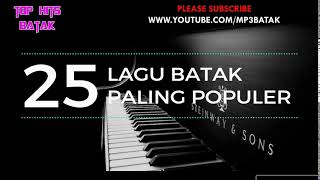 Download Lagu 25 LAGU BATAK TERBARU 2017 - LAGU BATAK TERBAIK DAN ENAK DIDENGAR Gratis STAFABAND