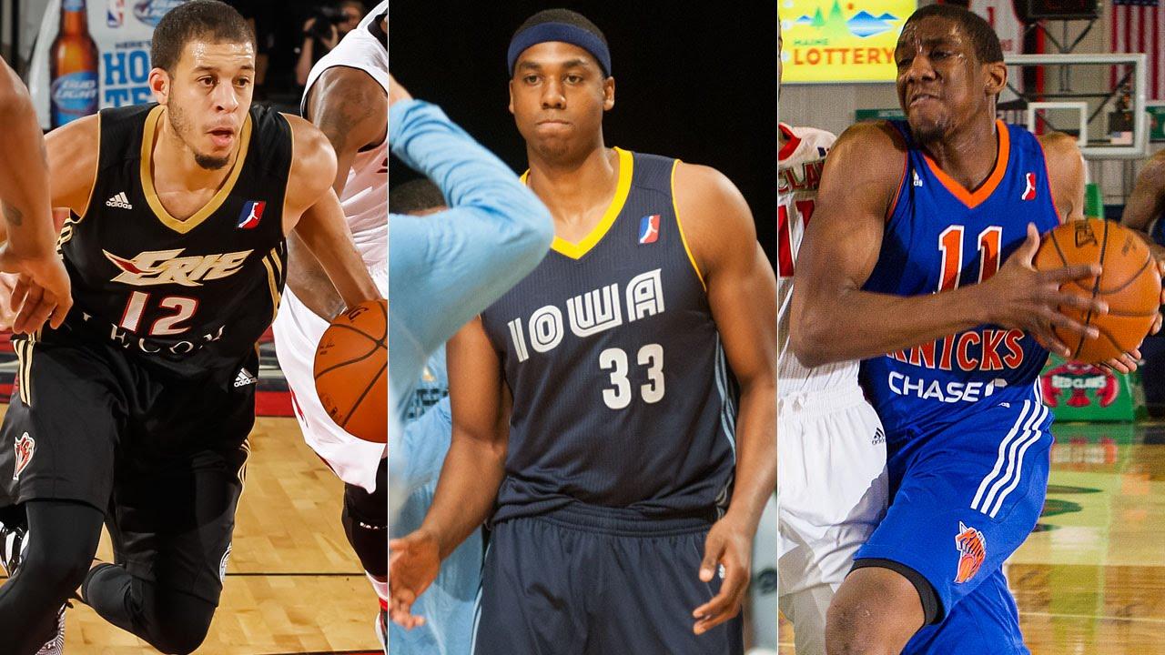 Highlights: Top NBA Development League Prospects, 2014-15 Season