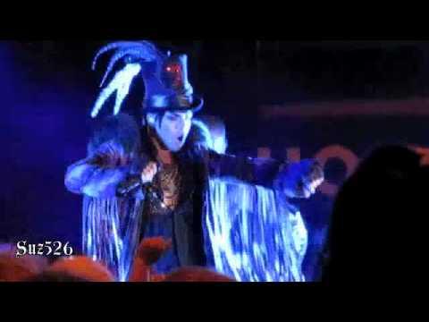 Adam Lambert Opening Medley Tampa 091810 .m4v