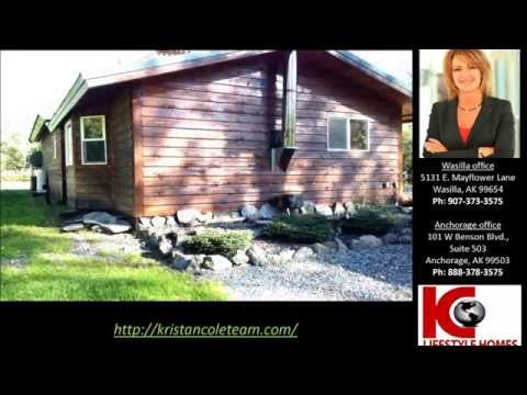 23366 S Vintage Drive Trapper Creek, AK  99683 l Alaska Real Estate Properties l Kristan Cole